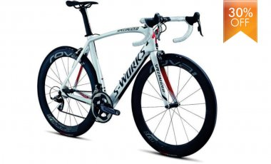 Bicicleta Specialized S-Works Venge Sram Red