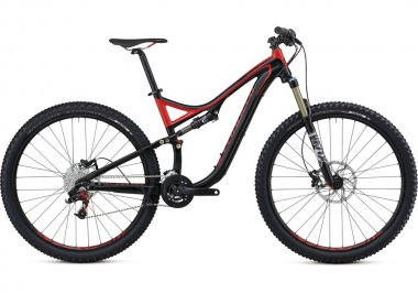 Bicicleta Specialized Stumpjumper FSR Comp 29 2013.