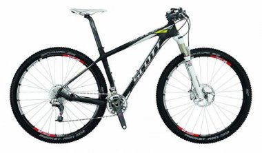 Bicicleta Scott Scale 900 RC 2013.